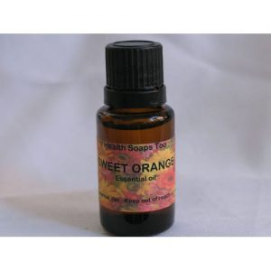 Orange (Sweet) Essential Oil 15ml