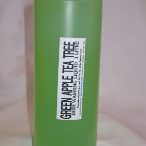 Green Apple Tea Tree Liquid Dish Soap 1000ml