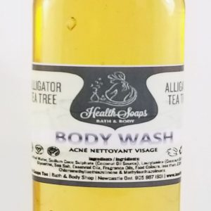 Alligator Tea Tree Acne Body Wash 250ml