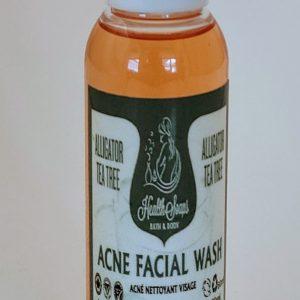 Alligator Tea Tree Acne Facial Wash(Travel Size) 60ml