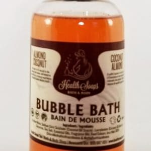 Almond Coconut Bubble Bath 250ml