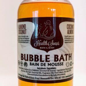 Almond Coconut Bubble Bath 250ml