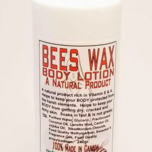 Bees Wax Body Lotion  250ml
