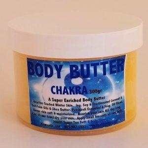 Chakra Body Butter  300gr