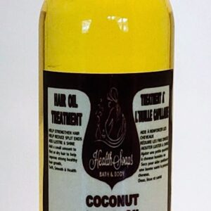 4 Oil Hair Treatment for Hair 60ml (Coconut)