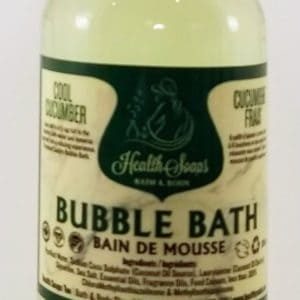 Cool Cucumber Bubble Bath 250ml