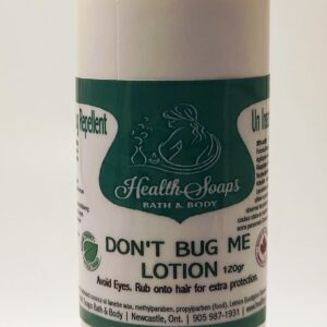 Don't Bug Me Lotion 120ml