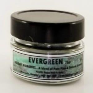 Evergreen Jar Candle 75gr