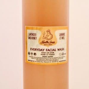 Everyday Honey Facial Wash Refill, 1 litre