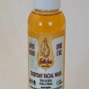 Everyday Honey Facial Wash (Travel Size) 60ml
