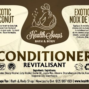 Exotic Coconut Conditioner 500ml