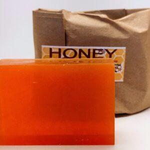 Honey Bar Soap (organic & biodegradable) 80gr