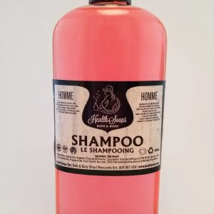 "Men's ""Homme"" Shampoo 500ml"