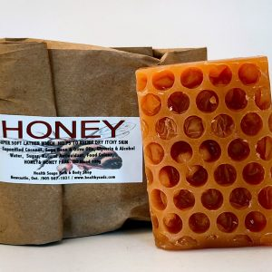 Honey Bee Bar Soap (organic & biodegradable) 80gr