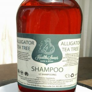 Alligator Tea Tree Shampoo 500ml