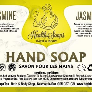Jasmine Hand Soap with pump 500ml