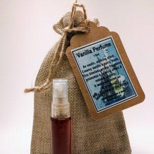 La-Vanille Chemistry Perfume 10ml