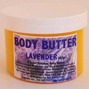Lavender Body Butter 300gr