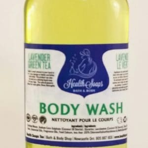 Lavender Green Tea Body Wash 250ml