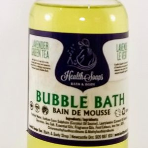 Lavender Green Tea Bubble Bath 250ml