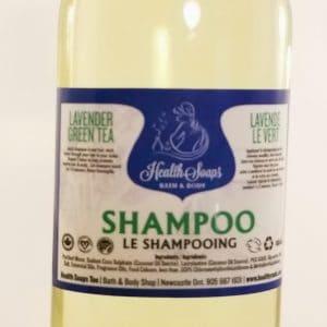Lavender Green Tea Shampoo 500ml