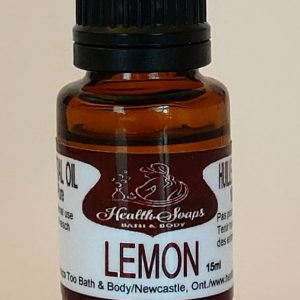 Lemon Essential Oil 15ml
