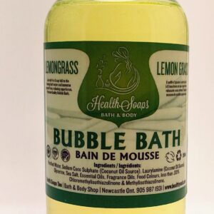 Lemongrass Bubble Bath 250ml