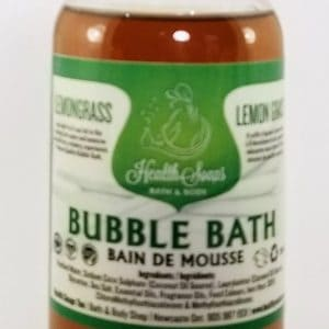Lemongrass Bubble Bath 250ml