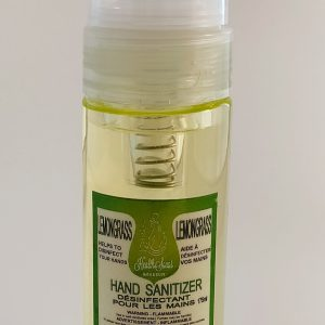 Lemongrass Tea Tree with 70% Alcohol (All in One) FOAM Hand Sanitizer  175ml