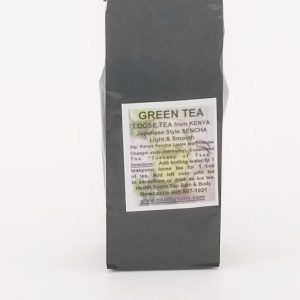 Green Tea Loose Leaf 45-50grms