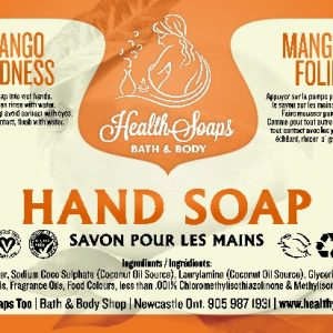 Mango Madness Hand Soap with pump 500ml