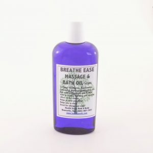 Breathe Ease Massage & Bath Oil 120ml