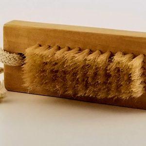 Natural Bristle Nail Brush
