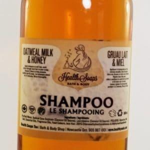 Oatmeal Milk & Honey Shampoo 500ml