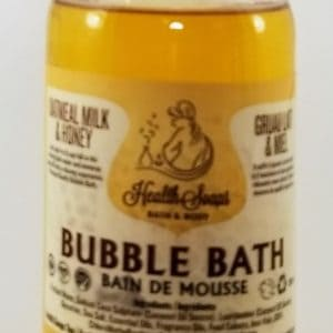 Oatmeal Milk & Honey Bubble Bath 250ml