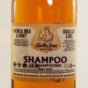 Oatmeal Milk & Honey Shampoo 500ml