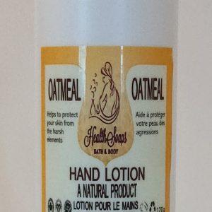 Oatmeal Hand Lotion  120ml