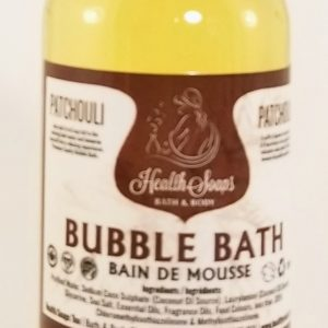 Patchouli Bubble Bath 250ml
