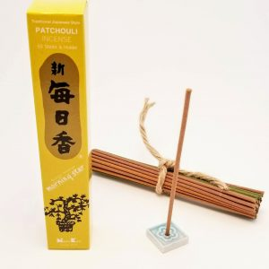 Patchouli Incense…50 sticks with holder