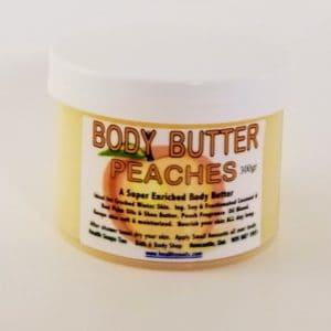 Peaches Body Butter  300gr