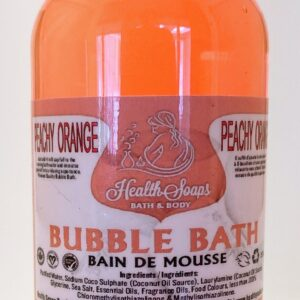 Peachy Orange Bubble Bath 250ml