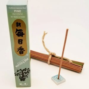 Pine Incense…50 sticks with holder