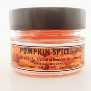 Pumpkin Spice Jar Candle  75gr