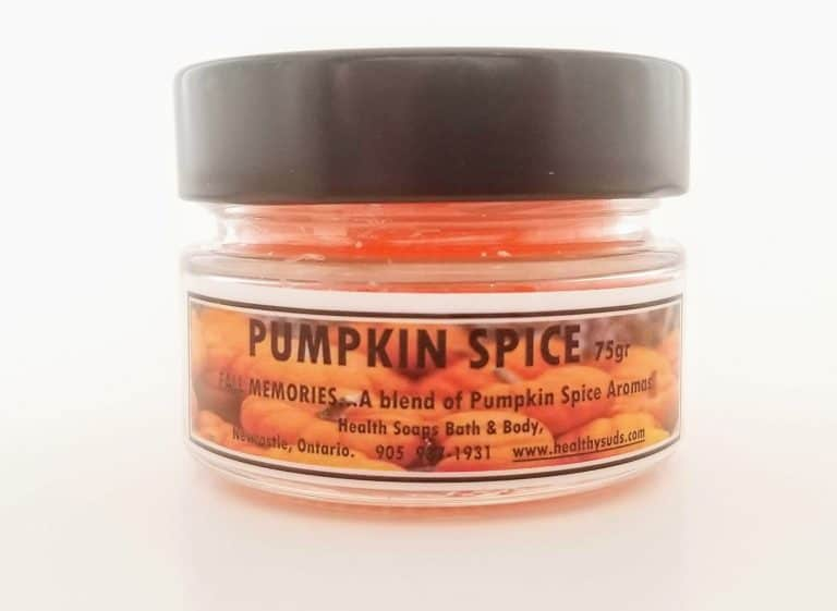 Pumpkin Spice Jar Candle