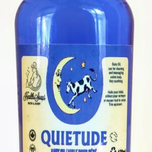 Quietude Baby Massage and Bath Oil 120ml