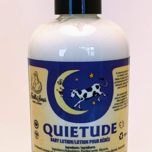 Quietude Baby Body Lotion with pump 250ml