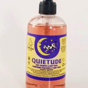Quietude Baby Shampoo and Body Wash with Pump 250ml