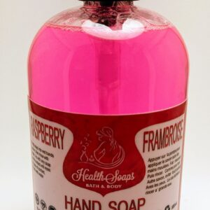 Raspberry Liquid Hand Soap 500ml