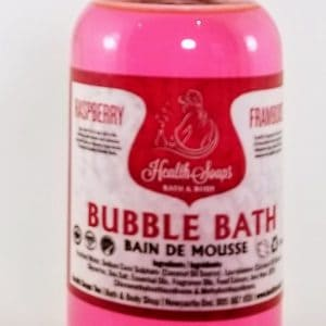 Raspberry Bubble Bath 250ml