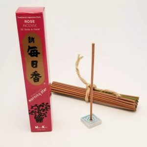 Rose Incense…50 sticks with holder